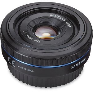 Samsung NX 30mm f/2.0