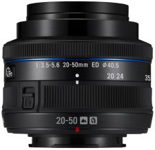 Samsung NX 20-50mm f/3.5-5.6 ED iFn