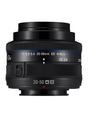 Samsung NX 20-50mm f/3.5-5.6 ED iFn