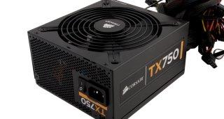 Corsair TX 750W V2