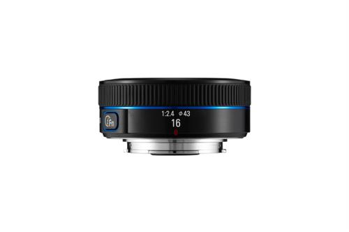 Samsung NX 16mm f/2.4