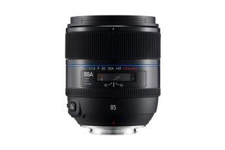 Samsung NX 85mm f/1.4 ED SSA