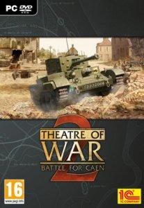 Theatre of War 2: Battle for Caen til PC