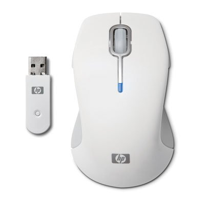 HP Wireless Comfort mouse