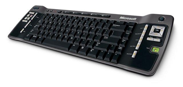 Microsoft Remote Keyboard for Windows XP Media Center Edition