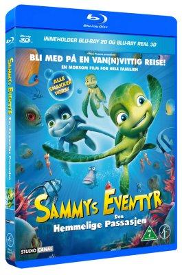 Sammys eventyr - Den hemmelige passasjen