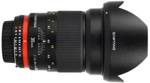 Samyang 35 mm F1.4 AS UMC for Pentax