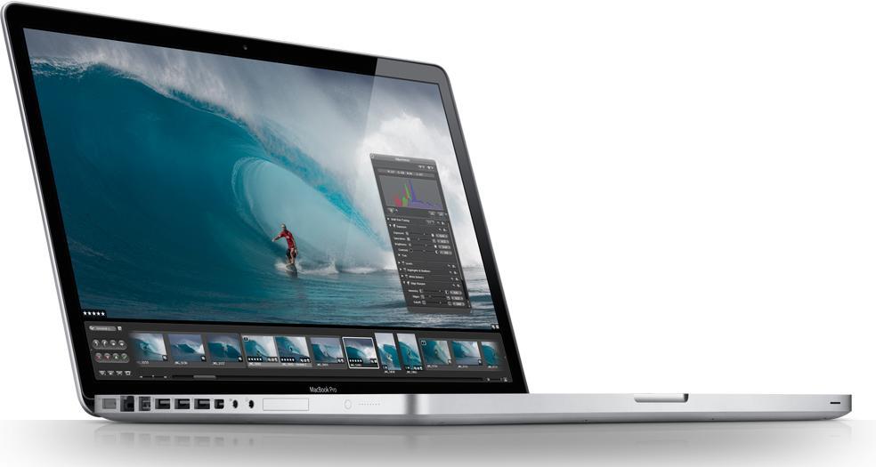 nok Best pris på Apple Macbook Pro i7 2.2 GHz 17 - Se priser før kjøp OJ61