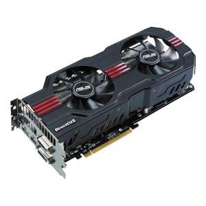 Asus GeForce GTX 580 DCII 1536 MB