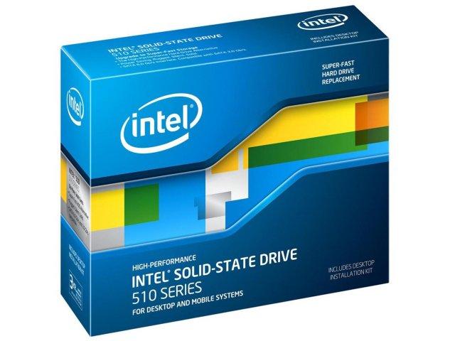 Intel 510 Series SSD 250GB