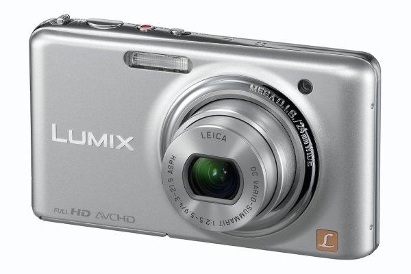 Panasonic Lumix DMC-FX77