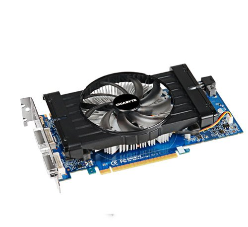 Gigabyte GeForce GTX 550 Ti OC 1GB