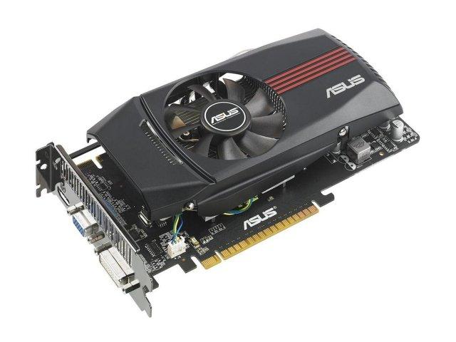 Asus GeForce GTX 550 Ti DirectCU 1GB