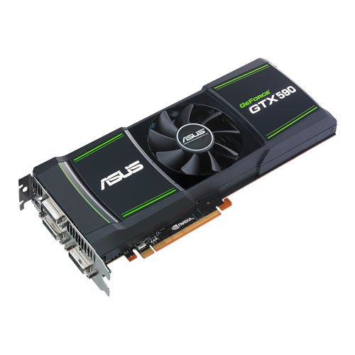 Asus GeForce GTX 590 3GB