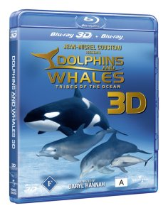 Dolphins and Whales 3D: Tribes of the Ocean