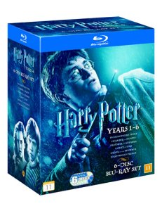 Harry Potter: Years 1-6