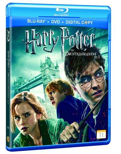 Warner Bros. Entertainment Harry Potter og dødstalismanene: Del 1