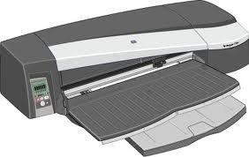 HP Designjet 130-skriver
