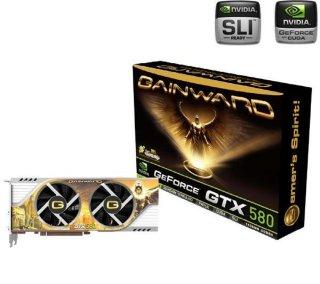 Gainward GeForce GTX 580 1536MB PhysX GOOD