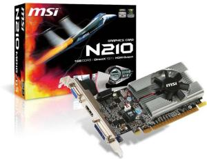 MSI GeForce G210 1GB