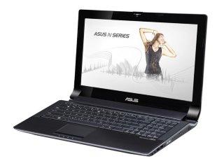 Asus N53SN i7-2630Q 750GB