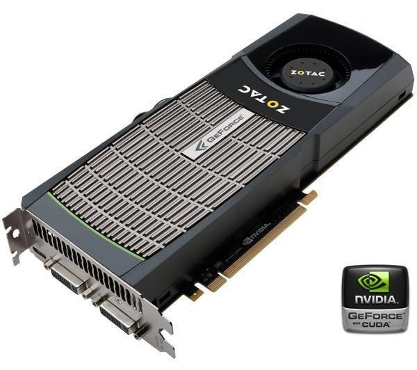 Zotac GeForce GTX 480 1536 MB