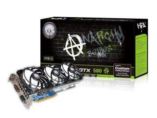 KFA2 GeForce GTX 580 Anarchy 1536MB