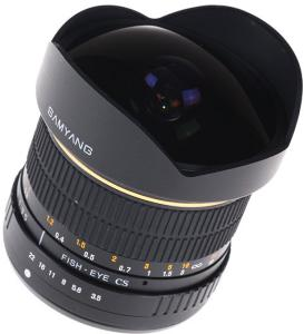 Samyang 8mm F3.5 Fisheye for Nikon