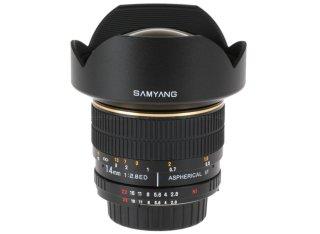 Samyang 14mm F2.8 IF ED MC Aspherical for Canon