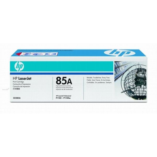 HP LaserJet 85A Svart