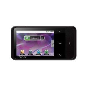 Creative Zen Touch 2 med GPS