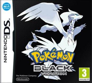 Pokémon Black Version til DS