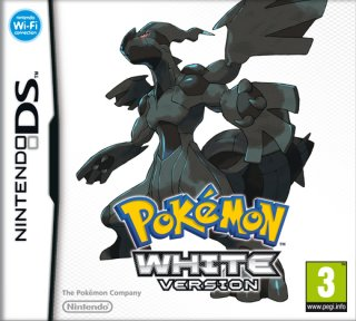 Pokémon White Version til DS