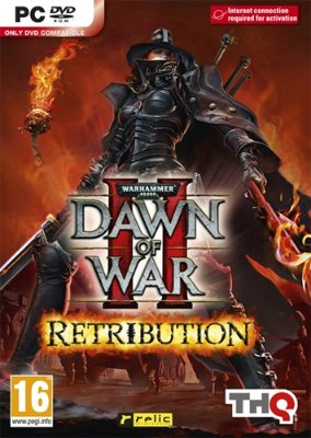 Warhammer 40,000: Dawn of War II – Retribution til PC