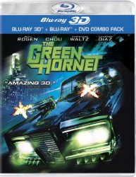 Sony Pictures Home Entertainment The Green Hornet 3D