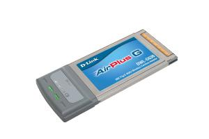 D-Link DWL-G630 PCMCIA