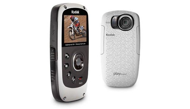 Kodak PlaySport Zx5 Hvit