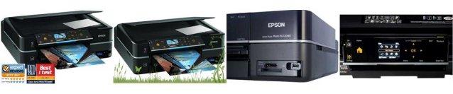 Epson Stylus Photo PX720WD WiFi/Duplex