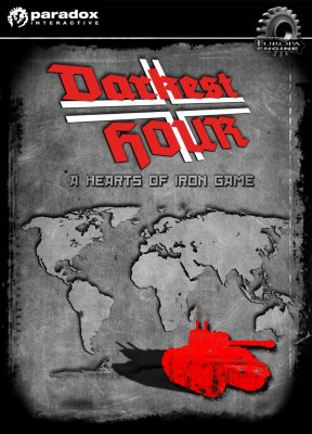 Darkest Hour: A Hearts of Iron Game til PC