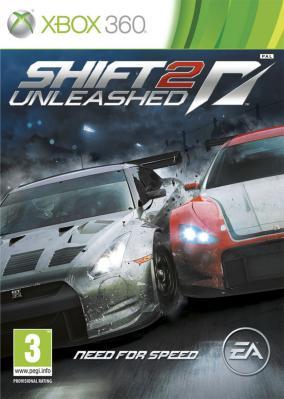 Shift 2: Unleashed til Xbox 360
