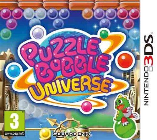 Puzzle Bobble Universe til 3DS