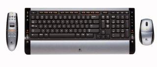 Logitech S 510 trådløst tastatur | FINN.no