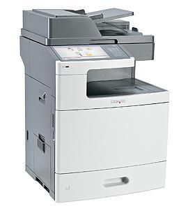 Lexmark X792DE