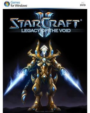 StarCraft II Protoss: Legacy of the Void til PC