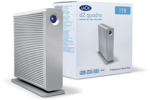 LaCie d2 Quadra v3 5TB