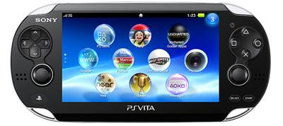 Sony Playstation Vita Mega Pack