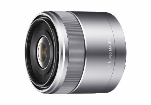 Sony SEL-30M35 E 30mm F3.5 Makro