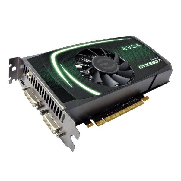 EVGA GeForce GTX 550 Ti 2GB
