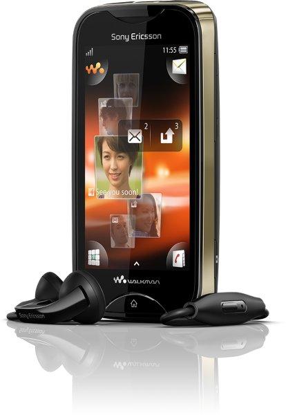 Sony Ericsson Mix Walkman med abonnement