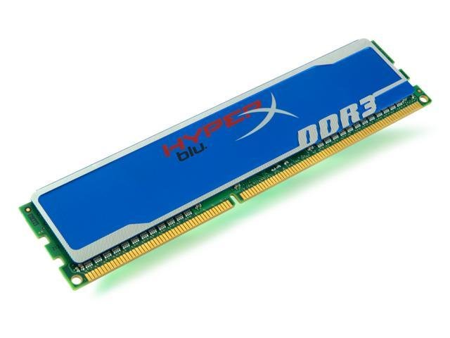 Kingston HyperX blu DDR3-1600 2GB